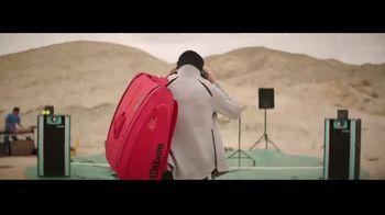 Tennis Warehouse TV Spot, 'Make Music' Featuring Roger Federer - Thumbnail 1