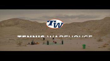 Tennis Warehouse TV Spot, 'Make Music' Featuring Roger Federer - Thumbnail 9