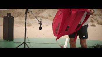 Tennis Warehouse TV Spot, 'Make Music' Featuring Roger Federer - Thumbnail 2