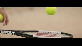 Tennis Warehouse TV Spot, 'Make Music' Featuring Roger Federer - Thumbnail 6