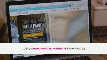 Paint Your Life TV Spot, 'Order Process' - Thumbnail 2