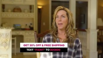 Paint Your Life TV Spot, 'Order Process' - Thumbnail 7