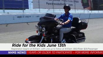 New Hampshire Motor Speedway TV Spot, 'Ride for the Kids' - Thumbnail 7