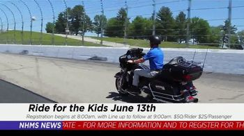New Hampshire Motor Speedway TV Spot, 'Ride for the Kids' - Thumbnail 8