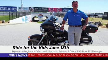 New Hampshire Motor Speedway TV Spot, 'Ride for the Kids' - Thumbnail 9