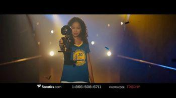 Fanatics.com TV Spot, 'NBA Champions: Collect NBA'