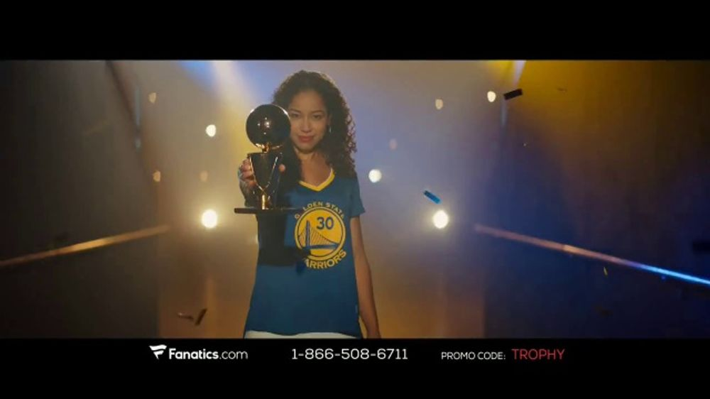 Fanatics.com TV Commercial, 'NBA Champions: Collect NBA'