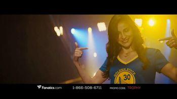 Fanatics.com TV Spot, 'NBA Champions: Collect NBA' - Thumbnail 1