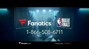 Fanatics.com TV Spot, 'NBA Champions: Collect NBA' - Thumbnail 10