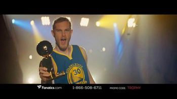 Fanatics.com TV Spot, 'NBA Champions: Collect NBA' - Thumbnail 4