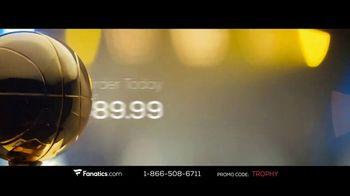 Fanatics.com TV Spot, 'NBA Champions: Collect NBA' - Thumbnail 7