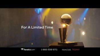 Fanatics.com TV Spot, 'NBA Champions: Collect NBA' - Thumbnail 8