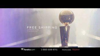 Fanatics.com TV Spot, 'NBA Champions: Collect NBA' - Thumbnail 9