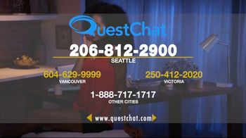 Quest Chat TV Spot, 'Real People, Instant Connections' - Thumbnail 3
