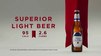 Michelob ULTRA TV Spot, 'Superior' [Spanish] - Thumbnail 7