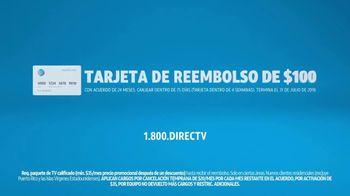 DIRECTV TV Spot, 'Deja el cable' [Spanish] - Thumbnail 8