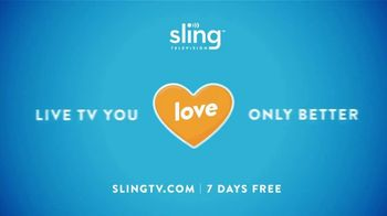 Sling TV Spot, 'Slingers Party' - Thumbnail 7