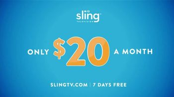 Sling TV Spot, 'Slingers Party' - Thumbnail 9