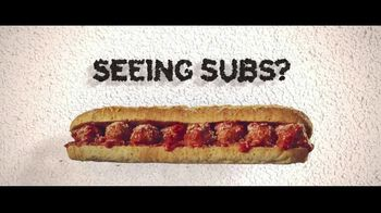 Subway TV Spot, 'Seeing Subs?: Dots' - Thumbnail 9