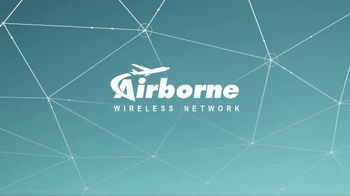 Airborne Wireless Network TV Spot, 'Practical Solutions' - Thumbnail 1