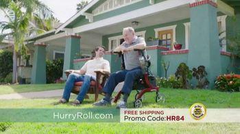 The HurryRoll TV Spot, 'Why Struggle' - Thumbnail 5