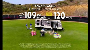 Camping World TV Spot, 'MBL: America's Other Favorite Pastime' - Thumbnail 10
