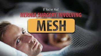 Gold Shield Group TV Spot, 'Hernia Mesh Complications' - Thumbnail 1