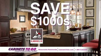 Cabinets To Go TV Spot, 'The More You Buy, The More You Save' - Thumbnail 4