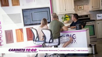 Cabinets To Go TV Spot, 'The More You Buy, The More You Save' - 51 commercial airings