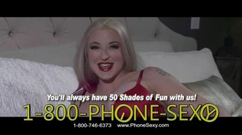 1-800-PHONE-SEXY TV Spot, 'Fifty Shades of Fun' - Thumbnail 6