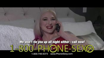 1-800-PHONE-SEXY TV Spot, 'Fifty Shades of Fun' - Thumbnail 7