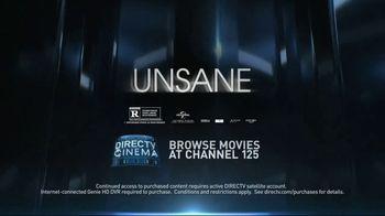 DIRECTV Cinema TV Spot, 'Unsane' - Thumbnail 10