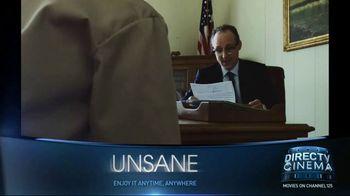 DIRECTV Cinema TV Spot, 'Unsane' - Thumbnail 5