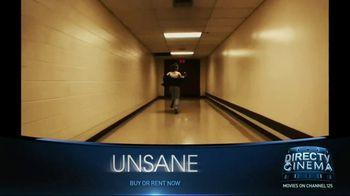 DIRECTV Cinema TV Spot, 'Unsane' - Thumbnail 7
