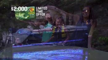 Bass Pro Shops Star Spangled Summer Sale TV Spot, 'Gift Card and Boats' - Thumbnail 8