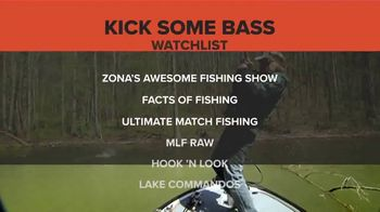 MyOutdoorTV.com TV Spot, 'Kick Some Bass Watchlist' - Thumbnail 7