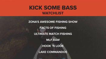 MyOutdoorTV.com TV Spot, 'Kick Some Bass Watchlist' - Thumbnail 8