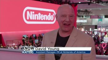 Nintendo TV Spot, 'Know What Matters: Nintendo at E3' - Thumbnail 3
