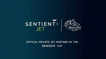 Sentient Jet TV Spot, 'The Perfect Trip: Breeder's Cup' - Thumbnail 4