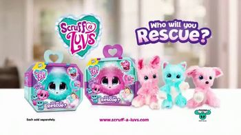 Scruff-a-Luvs TV Spot, 'Find Us Scruffy, Make Us Fluffy' - Thumbnail 8