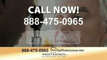 Wright & Schulte, LLC TV Spot, 'Eye Disease Patients' - Thumbnail 8