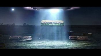 Subway TV Spot, 'Seeing Subs?: UFO' - Thumbnail 6