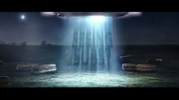 Subway TV Spot, 'Seeing Subs?: UFO' - Thumbnail 7