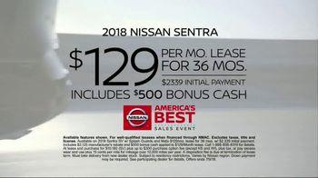 Nissan America's Best Sales Event TV Spot, 'Celebration' [T2] - Thumbnail 10