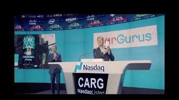 NASDAQ TV Spot, 'CarGurus'