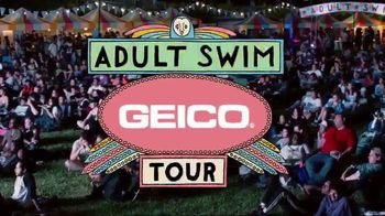 2018 Adult Swim On the Green Tour TV Spot, 'Soak Up Our Newness' - Thumbnail 10