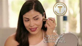 Finishing Touch Flawless Colors TV Spot, 'Elimina sin dolor' [Spanish] - Thumbnail 8