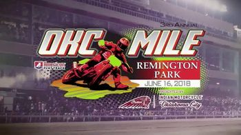 American Flat Track TV Spot, '2018 OKC Mile: Remington Park' - Thumbnail 8