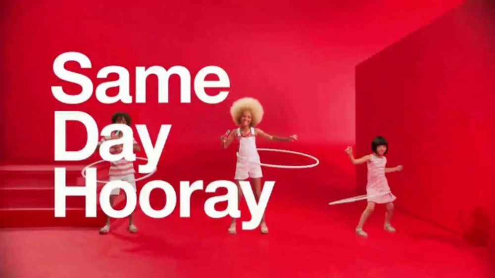 Target TV Commercial, 'Same Day' Song by Meghan Trainor - Video
