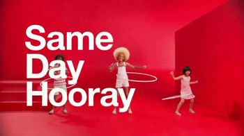 Target TV Spot, 'Same Day' Song by Meghan Trainor - 7677 commercial airings